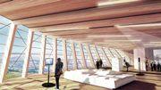 Un projet de centre scientifique et touristique innovant au Groenland