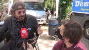 Confrontation musclée entre journalistes de Quotidien et Francis Lalanne : grosse tension dans les images