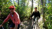 Pratique du VTT en forêt : la biodiversité est mise en danger