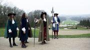 """Des décors et des costumes de cinéma pour la série """"Versailles"""""""