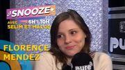 Florence Mendez règle brillamment leur compte aux anti-IVG
