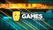 BAFTA Games Awards : découvrez la liste de meilleurs jeux de l'année