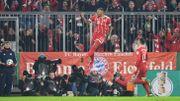 Le Bayern élimine Dortmund 2-1 dans l'affiche des huitièmes