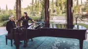 "Cecilia Bartoli et Andrea Bocelli réunis le temps d'un duo ""pianissimo"", dans la campagne Toscane"