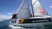 Fastnet Race : Delphine Simon prend la mer au profit de CAP48