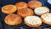 Recette de Candice : Pains à hamburger
