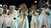Grammy Awards: la performance de Kesha a dominé la twittosphère