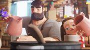 Adorable court métrage d'animation qui encourage la créativité