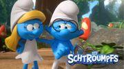 """La nouvelle série en 3D """"Les Schtroumpfs"""" débarque sur OUFtivi!"""