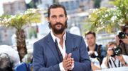 """Matthew McConaughey intéressé par l'adaptation de Stephen King """"La Tour sombre"""""""