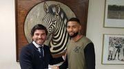 Anthony D'Alberto prêté avec option d'achat au Sporting de Charleroi