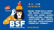 BSF 2018: de nouveaux noms