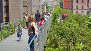 """La High Line de New York fête les cinq ans d'un """"projet magique"""""""