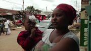 """Au Kenya, des """"coiffures coronavirus"""" pour sensibiliser la population"""