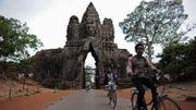 Randonnée virtuelle avec Google à travers le temple d'Angkor Wat au Cambodge