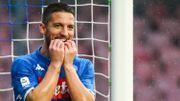 """Mertens réaliste après la défaite face à la Juve : """"Le titre, ce sera très difficile..."""""""