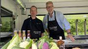 Petite pause culinaire en compagnie de L'Ôthentique et Gérald Watelet!