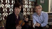 """""""Sherlock"""" revient officiellement en 2015"""