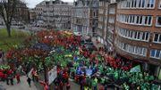 Environ 5000 personnes manifesteront lundi à Namur contre la réforme des APE