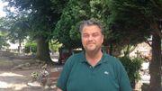 """Sebastien Larsy, """"Monsieur espaces verts"""" à la ville de Mons"""