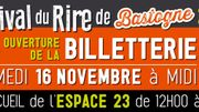 """"""" Festival du Rire de Bastogne 2020 """" : Têtes d'affiche et jeunes talents"""