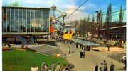 Stars à l'Expo 58 - avec Grâce de Monaco