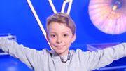 Découvrez le portrait de Mathis, le plus jeune talent de The Voice Kids