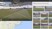 Mondial 2014 : visite des stades brésiliens avec Google Street View