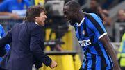 """Conte: """"Je suis très heureux d'avoir insisté pour transférer Lukaku"""""""