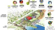 La bande dessinée aura son propre parc d'attractions, à Angoulême