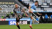 Manchester City s'impose à Newcastle, Ferran Torres inscrit un triplé, dont un superbe but