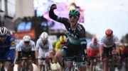 Sam Bennett remporte au sprint la 3ème étape de Paris-Nice