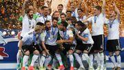 La jeune Mannschaft triomphe du Chili et remporte la Coupe des Confédérations