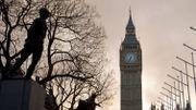 GB: Big Ben réduite au silence pendant plusieurs mois