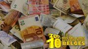 TOP 10 des salaires des animateurs en Belgique