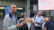 Olivier Brasseur du Laboratoire Qualité de l'Air à Bruxelles Environnement