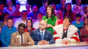 Elio Di Rupo, Bart De Wever, Zakia Katthabi et Charles Michel dans Le Grand Cactus !