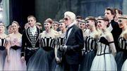 Karl Lagerfeld dévoile ses créations pour l'Opéra Bastille