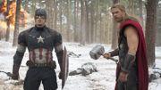 """Plus de 600 millions de dollars de recettes pour """"Avengers : l'ère d'Ultron"""""""