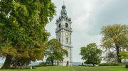 Le Jardin du Beffroi : une vue à couper le souffle sur Mons!
