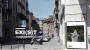 Exi(s)t, une exposition à ciel ouvert: la photo s'affiche dans les rues de Bruxelles déconfinée