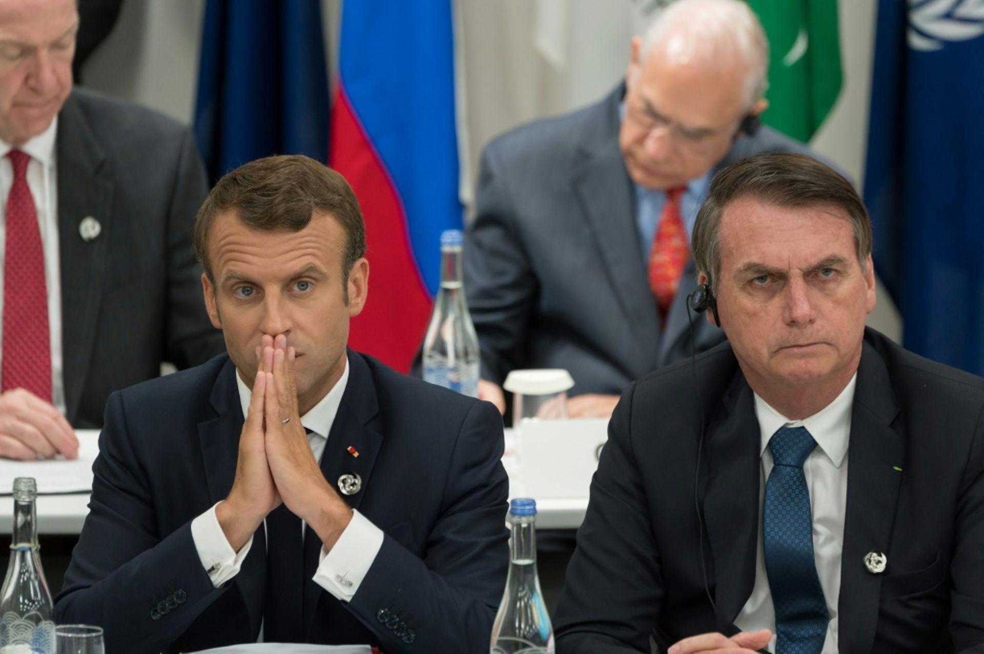 Partenariat stratégique France-Brésil : rencontre des deux chefs d'état-major