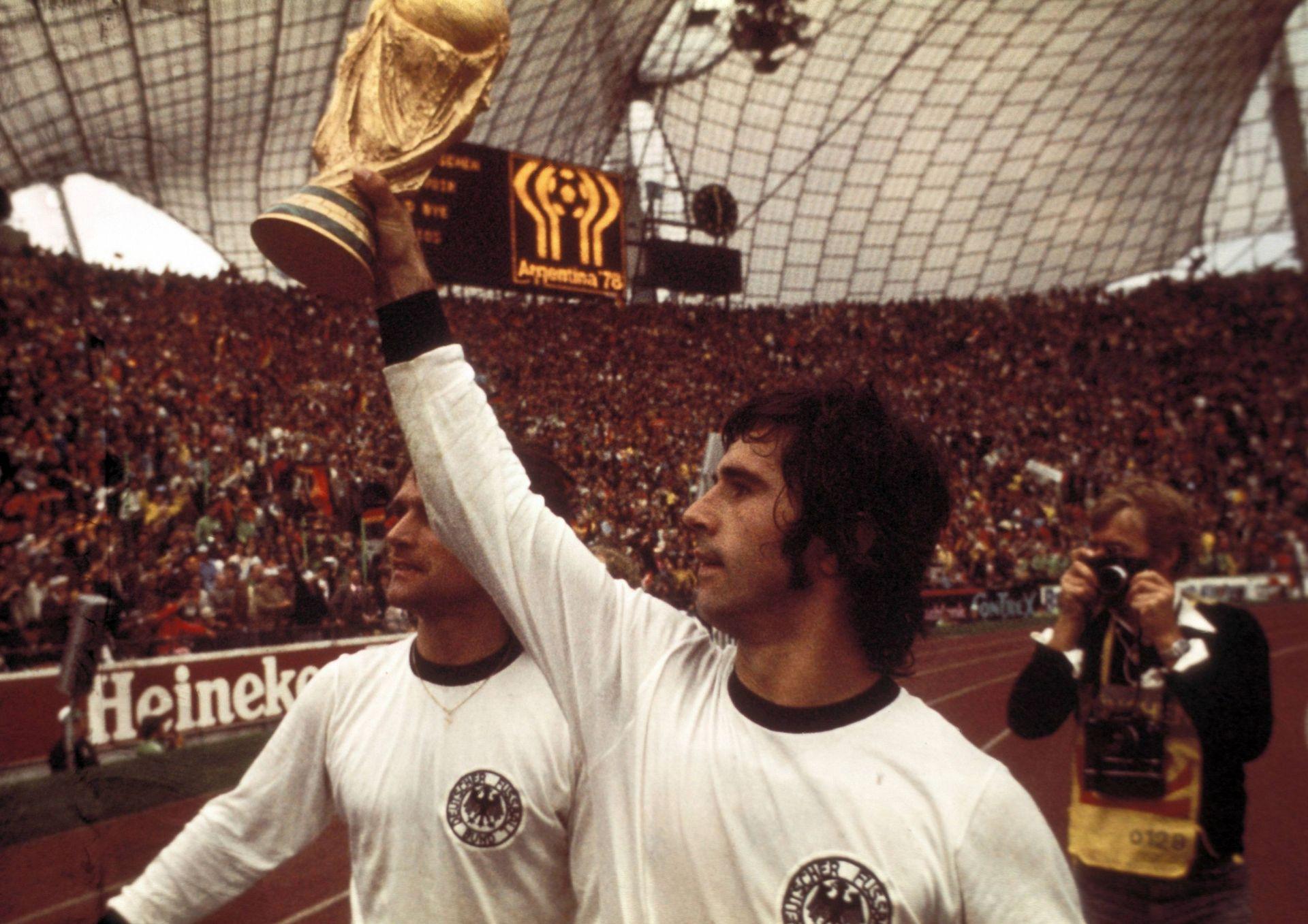 Gerd Müller, buteur légendaire du football allemand, décède à l'âge de 75  ans