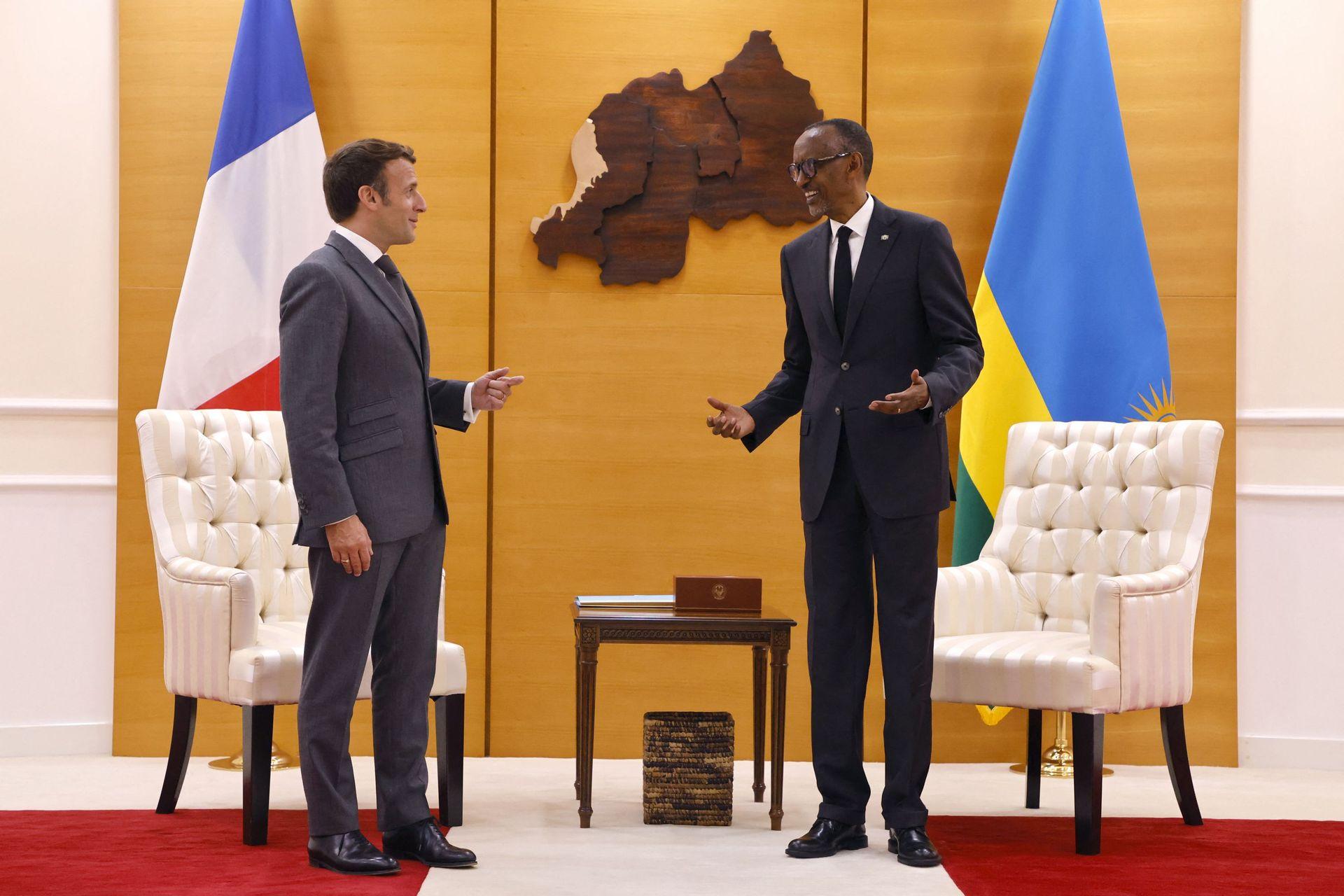 Le Rwanda approuve la nomination d'un ambassadeur de France à Kigali, un  poste inoccupé depuis 2015