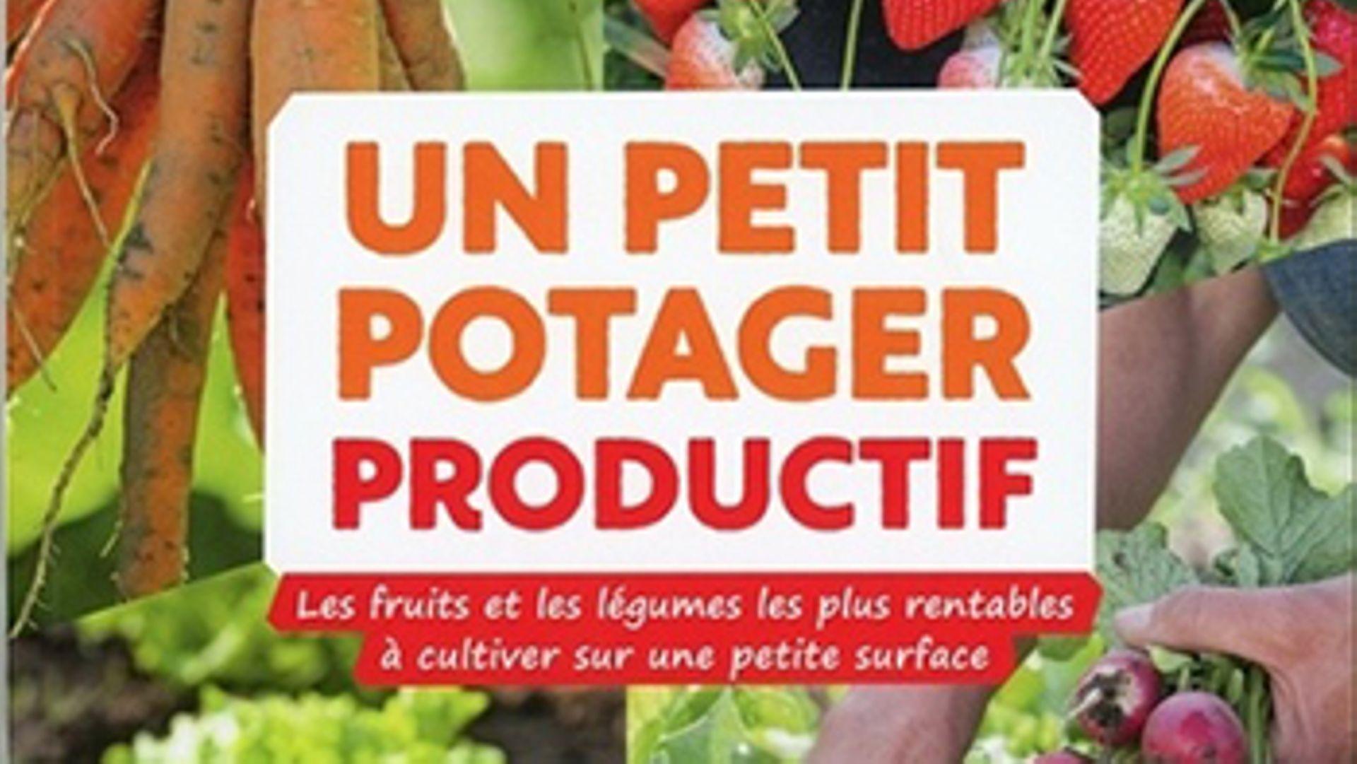 """Un Petit Potager Productif concours : le livre """"un petit potager productif"""""""