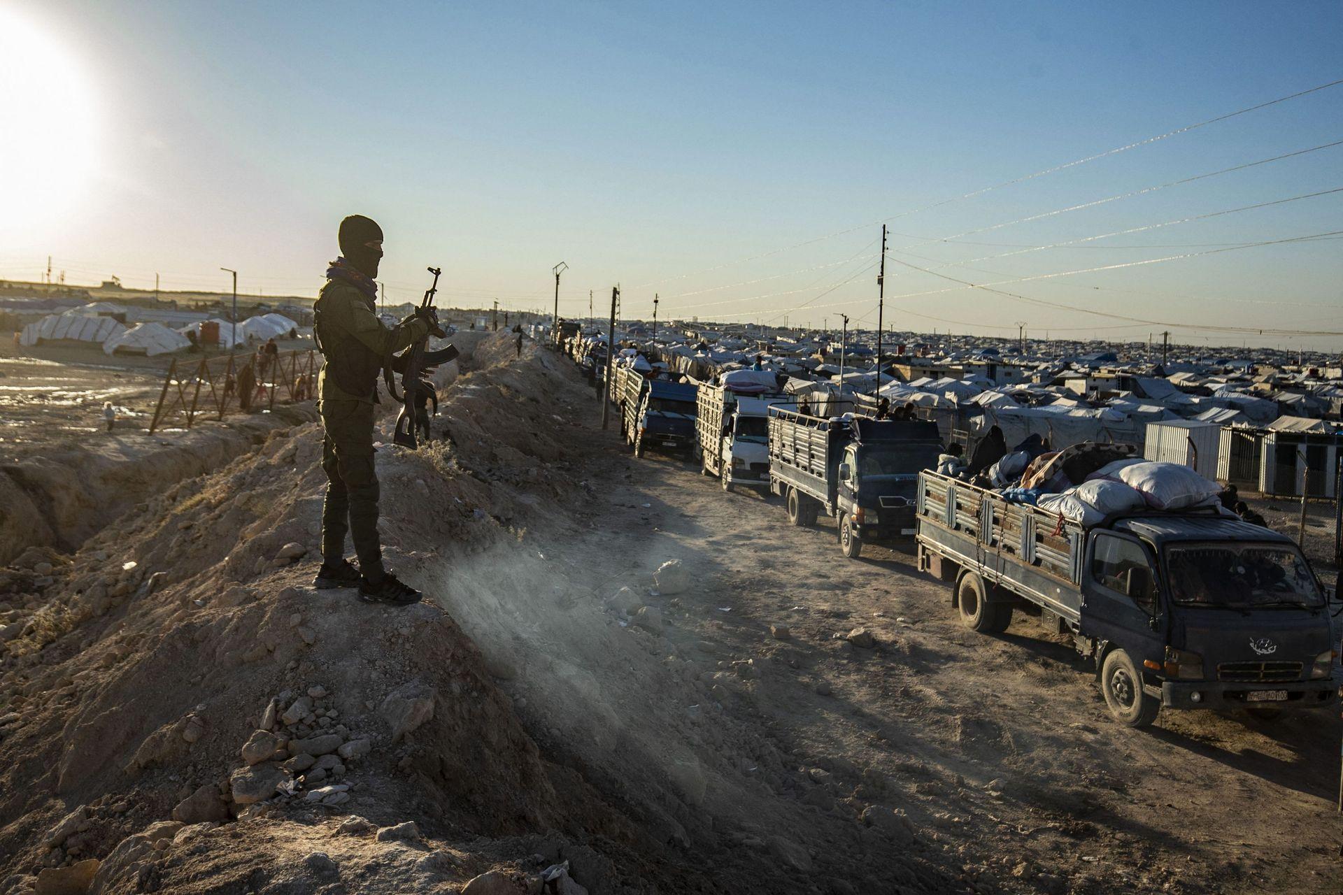 """Le camp d'al-Hol en Syrie est hors de contrôle : """"Daech est devenu maître des lieux"""""""
