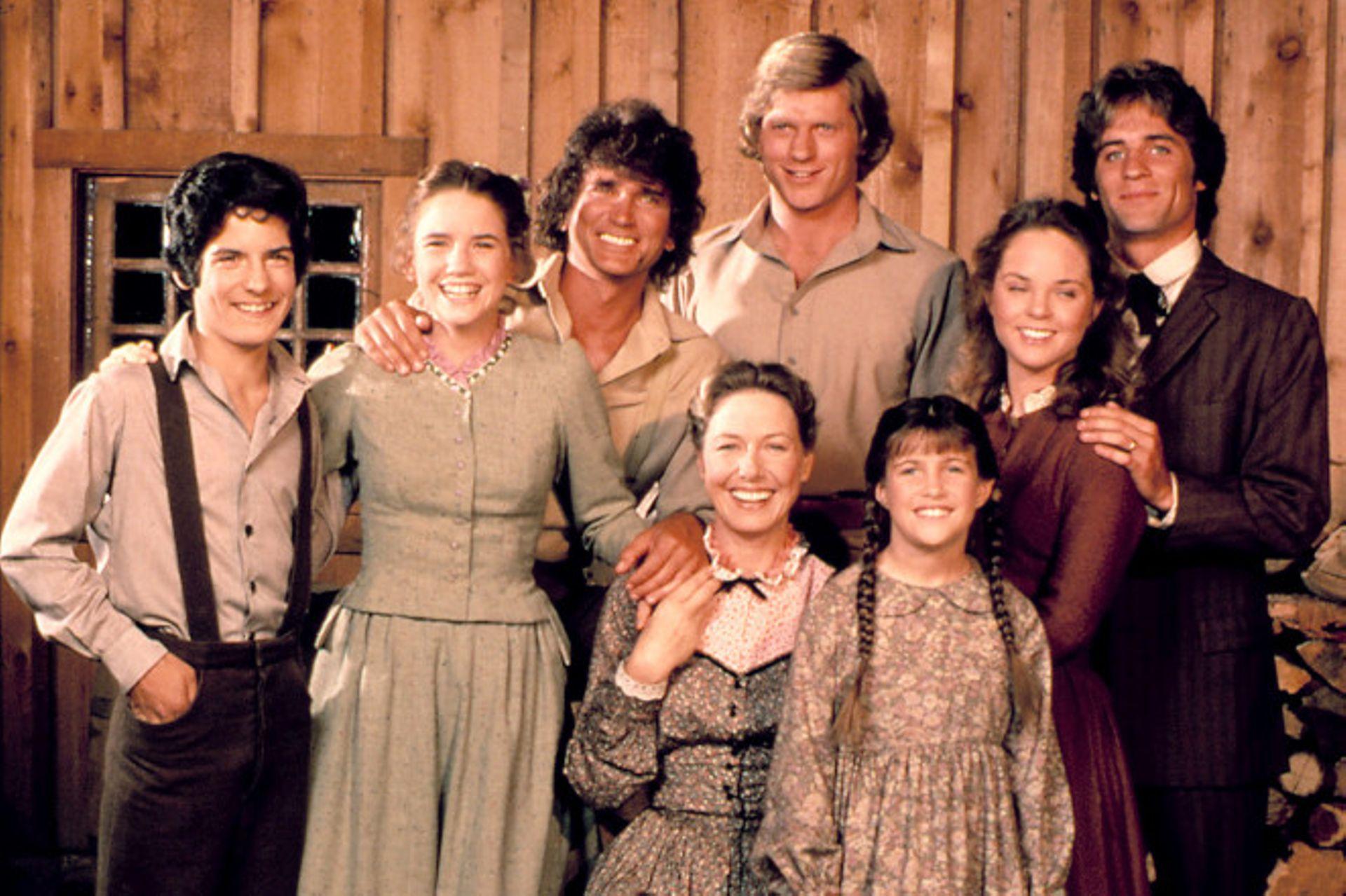 """Quand des épisodes de """"La petite maison dans la prairie"""