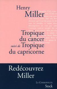 «Tropique du Capricorne » de Henry Miller– Ed Stock