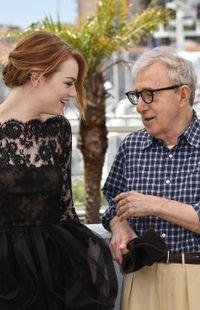 Emma Stone, la nouvelle muse de Woody Allen