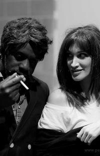 Serge Gainsbourg et Jane Birkin